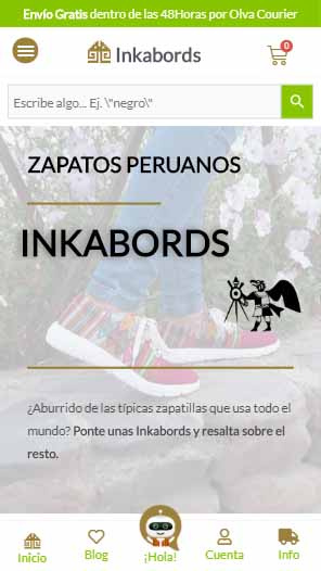 cliente inkabords